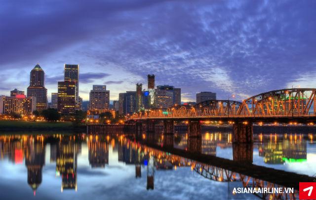 Vé máy bay giá rẻ đi Portland, Mỹ