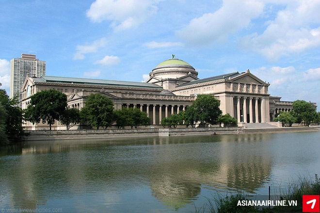 Đặt mua vé máy bay đi Chicago giá rẻ tại Vietnam Booking