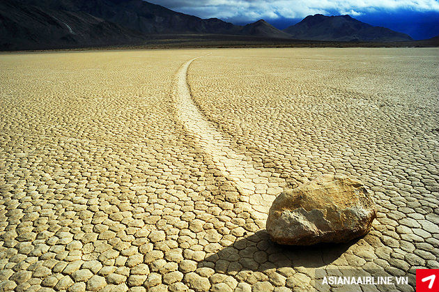 Ngẩn ngơ trước cảnh đẹp Sa mạc ở California