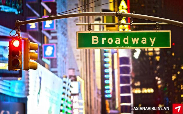 Du lịch New York cùng vé máy bay Asiana Airlines