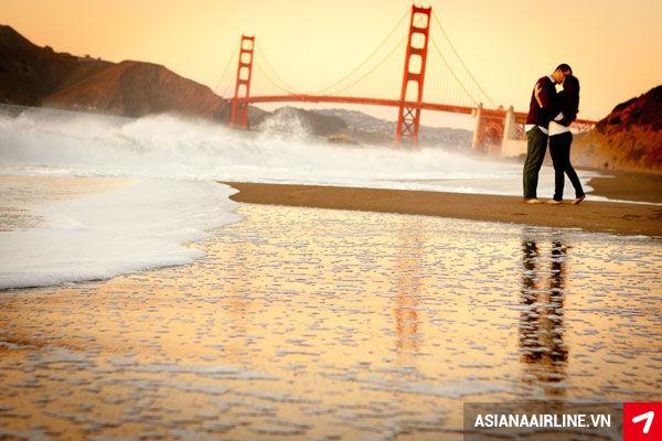Lang man voi ky nghi kho quen tai San Francisco