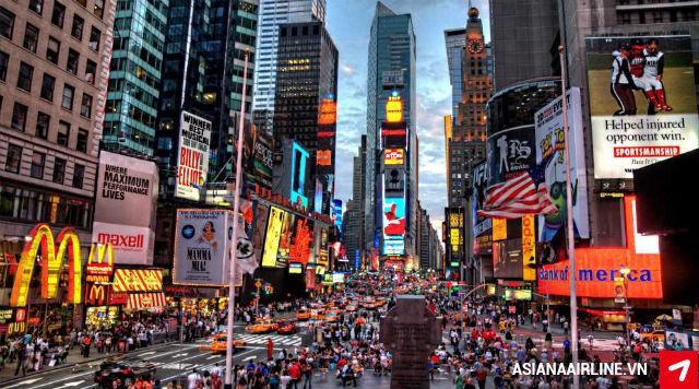 Đại lộ số 5 – vẻ đẹp tiêu biểu của Mỹ