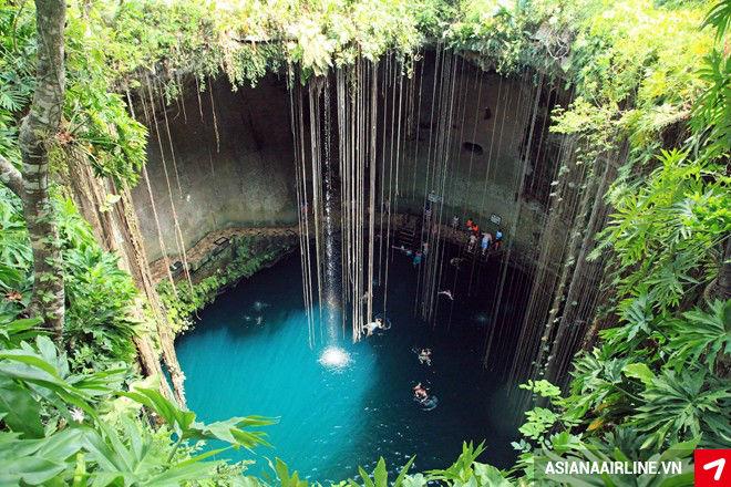 Giải nhiệt mùa hè tại các hồ bơi tự nhiên đẹp nhất thế giới