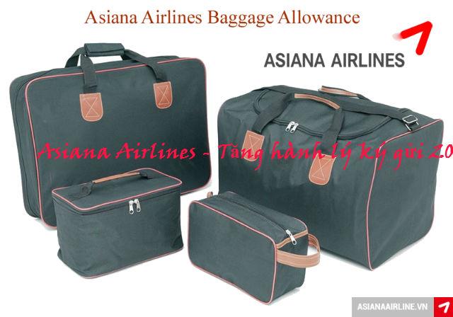 Đặt mua vé máy bay Asiana Airlines giá rẻ