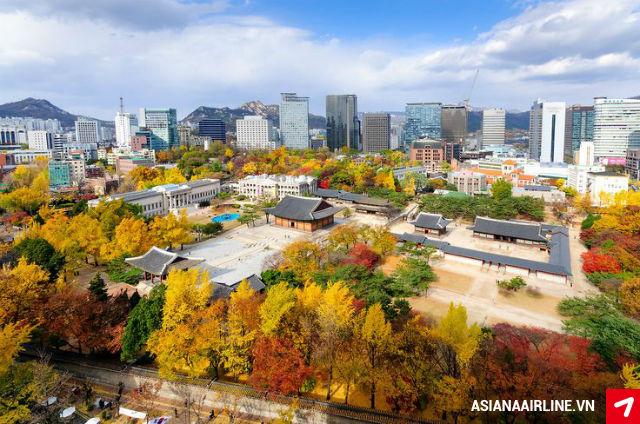 Mua vé máy bay giá rẻ đi Seoul, Hàn Quốc giá rẻ