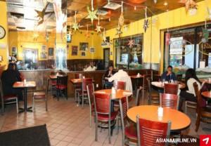 Những nhà hàng món ngon nức tiếng tại Mỹ mê hoặc du khách