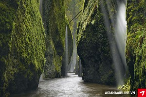 Chiêm ngưỡng vẻ đẹp tiềm ẩn của các dòng sông tại Mỹ