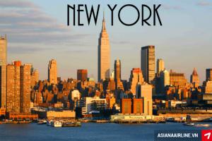 Vé máy bay đi New York Giá Rẻ