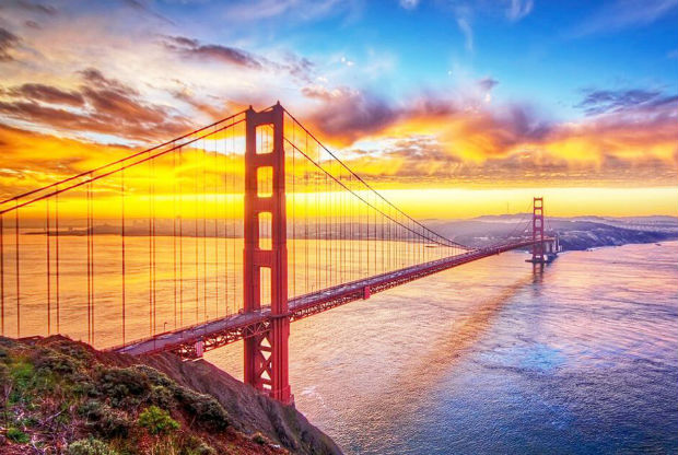 Vé máy bay đi San Francisco rẻ nhất