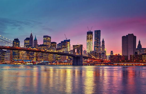 Cảnh đẹp New York