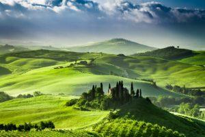 Ngất ngây vẻ đẹp bất tận của những thảo nguyên trên thế giới