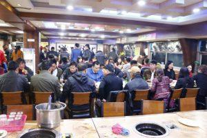 Khám phá các nhà hàng nổi tiếng ở Busan