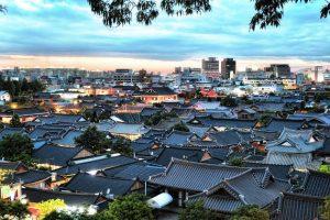 Những ngôi làng cổ đẹp như mơ ở Hàn Quốc