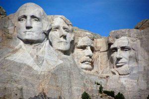 Tham quan công trình văn hóa lịch sử nước Mỹ