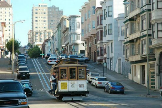 vé máy bay đi San Francisco giá tốt