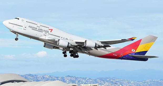 Vé máy bay đi Rome giá rẻ nhất 2019 hãng Asiana airlines