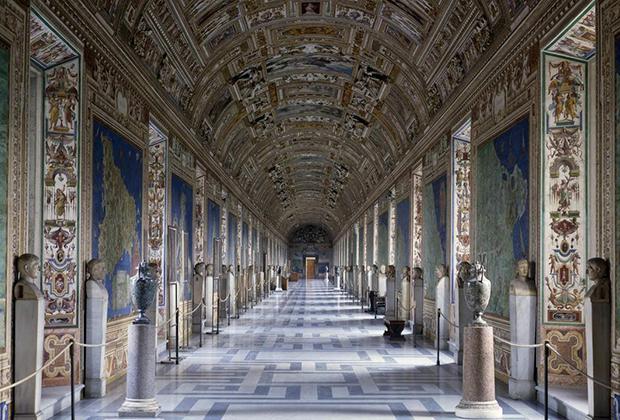 Bảo tàng Vatican - Du lịch vivu cùng vé máy bay đi Rome giá rẻ Asiana airlines