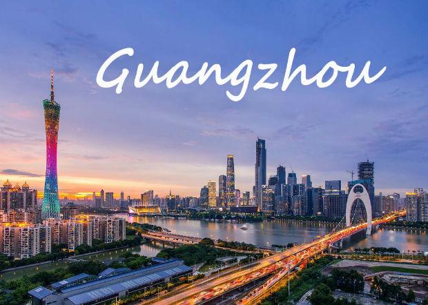 Đặt vé máy bay đi Quảng Châu