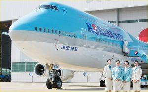 Kinh nghiệm đi máy bay sang Hàn Quốc