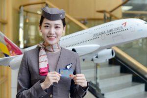 Đi máy bay Asiana Airlines cần những giấy tờ gì
