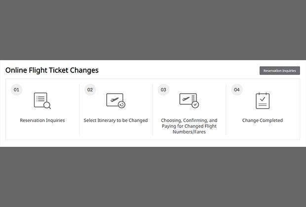 Cách đổi vé máy bay Asiana Airlines