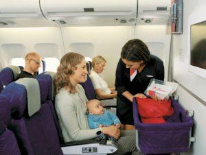 Trẻ em lên máy bay cần giấy tờ gì?