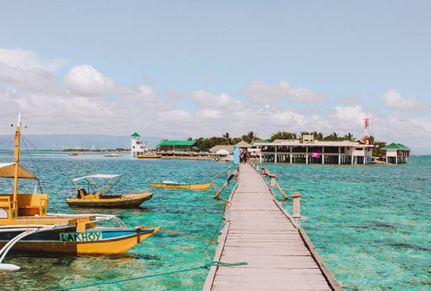 Vé máy bay đi Cebu giá rẻ Asiana Airlines