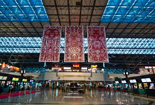 vé máy bay đi Taipei Asiana Airlines