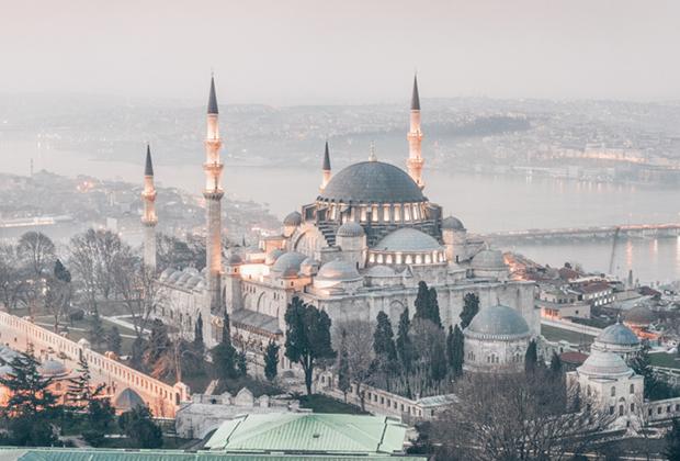 Vé máy bay đi Istanbul