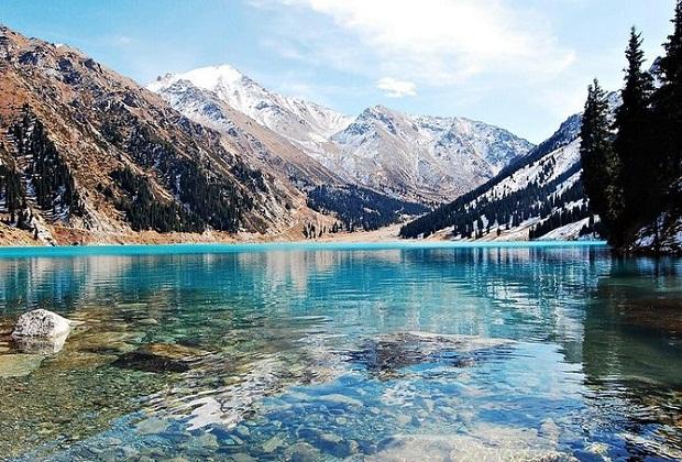 Đặt mua vé máy bay đi Almaty  hãng Asiana