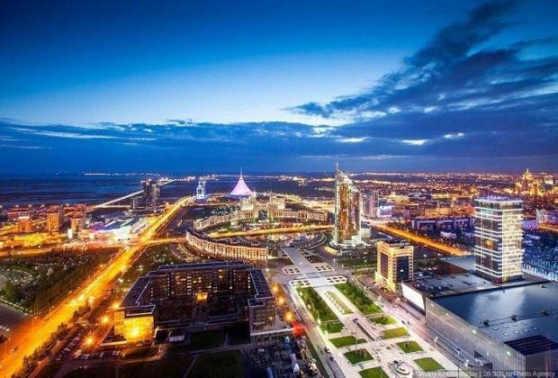 Mua vé máy bay đi Astana hãng Asiana Airlines