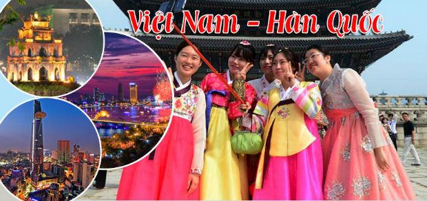 Bay từ Hà Nội sang Hàn Quốc bao nhiêu tiếng?