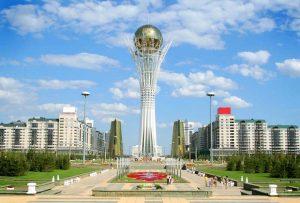 Vé máy bay đi Astana