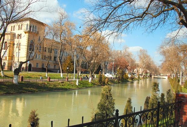 Giá vé máy bay đi Tashkent rẻ