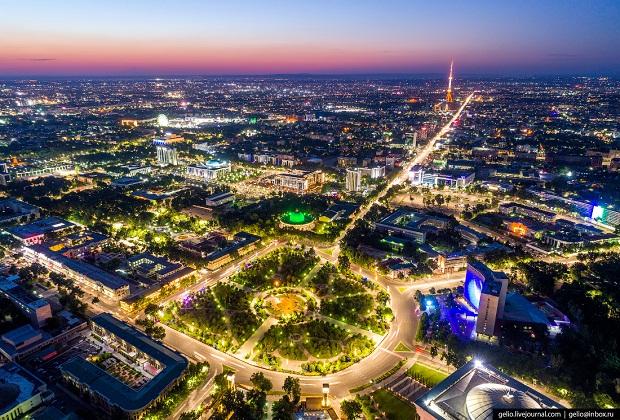 Giá vé máy bay đi Tashkent Asiana Airlines