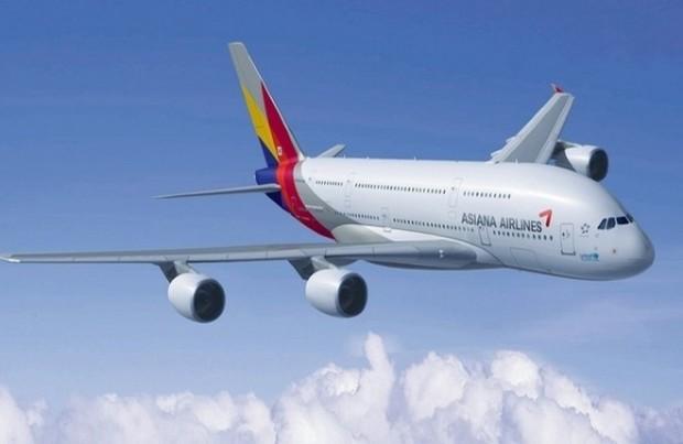 Hủy vé máy bay Asiana Airlines
