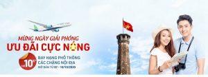 Bamboo Airways mở bán vé đồng giá chỉ 10 nghìn
