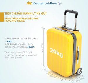 Thủ tục mua thêm hành lý ký gửi của Vietnam Airlines có khó không?