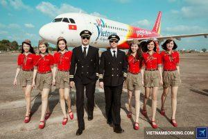 Tại sao nên đi máy bay hãng Vietjet Air?