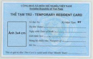 Mức xử phạt hành chính khi quá hạn thẻ tạm trú