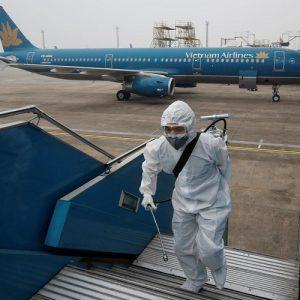Lịch khai thác chuyến bay từ Hàn Quốc về Việt Nam mới nhất