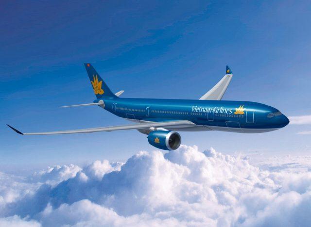Vietnam Airline đi London trong tháng 3