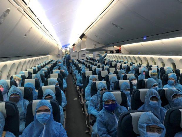 Chuyến bay charter từ Nhật Bản về Việt Nam | Lịch bay tháng 7