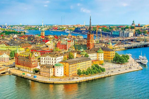 Vé máy bay đi Stockholm giá rẻ, hành trình ghé thăm thành phố của những người Viking