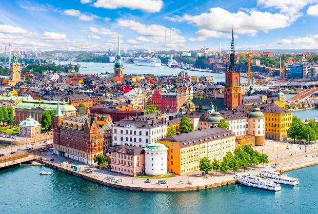 Vé máy bay đi Thụy Điển giá rẻ, cập nhật chuyến bay 2021