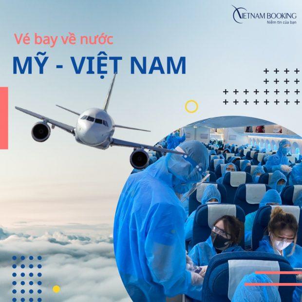 Vé máy bay từ Washington về Sài Gòn | Lịch bay tháng 6