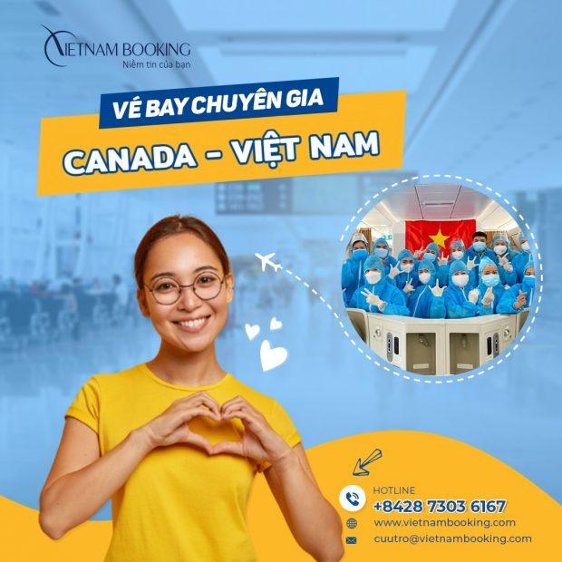 Vé máy bay từ Vancouver về Đà Nẵng | Lịch bay mới nhất