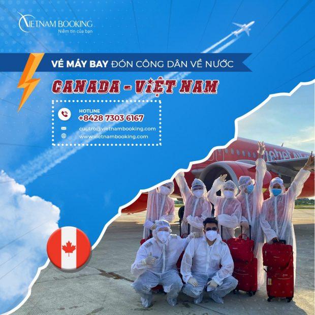 Vé máy bay đưa người Việt hồi hương an toàn trong mùa dịch