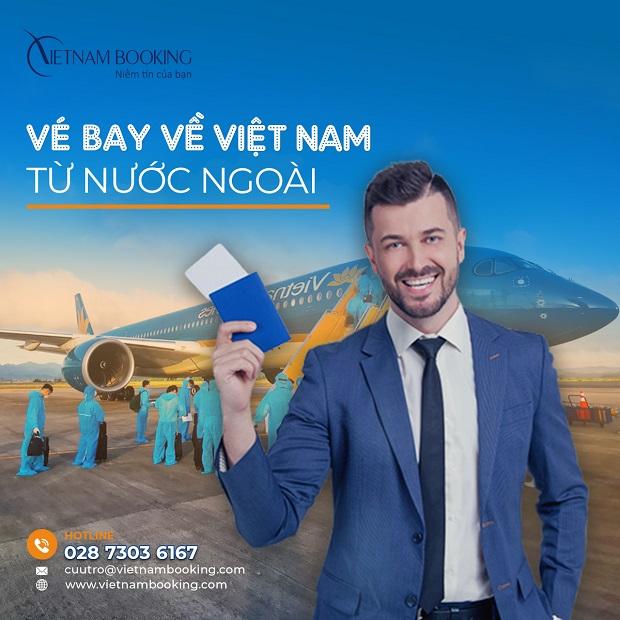 [ĐẶT NGAY] Vé máy bay từ Ý về Việt Nam | Lịch bay tháng 10