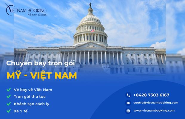 Vé máy bay từ Mỹ về Việt Nam   Cập nhật lịch bay mới nhất